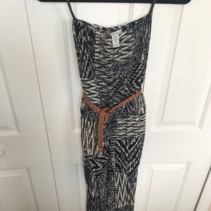American Rag Jumpsuit with belt